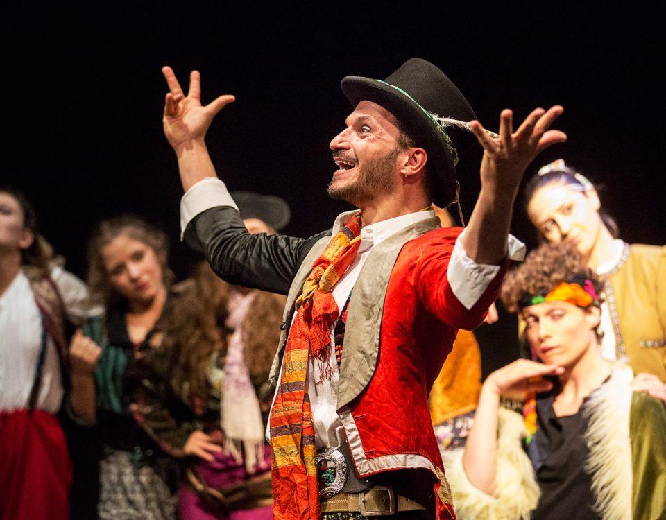 formação de actores e teatro físico Evoé Lisboa Escola de Actores