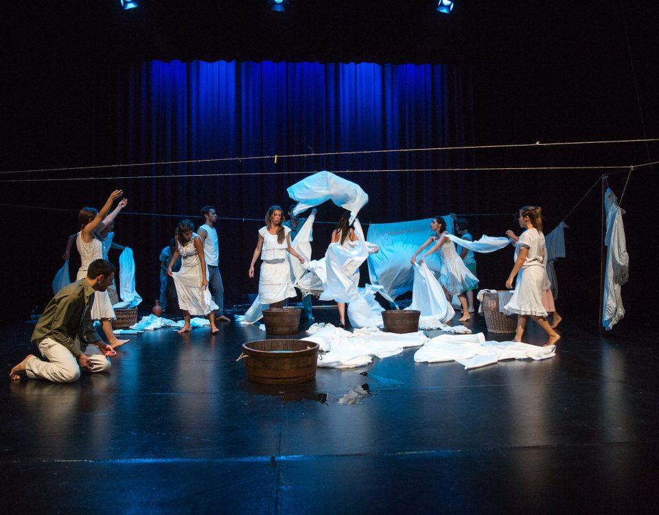 novo curso de teatro interdisciplinar e criação de espectáculo