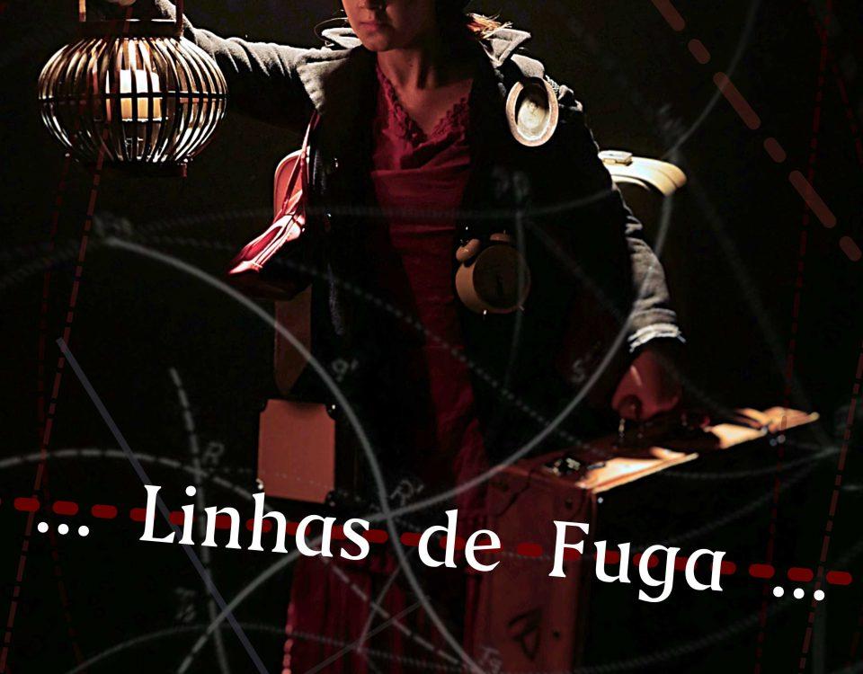 Espectáculo linhas de Fuga lisboa - Evoé ESCOLA DE ACTORES