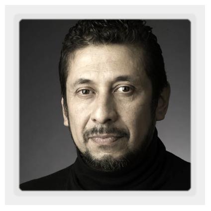 Ator e Professor de Teatro Marco Luna é um experiente Contador de Hisórias