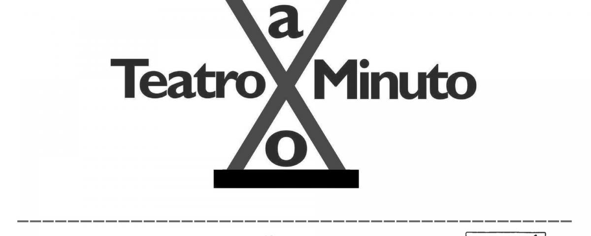 Teatro ao Minuto_Inscrições Abertas