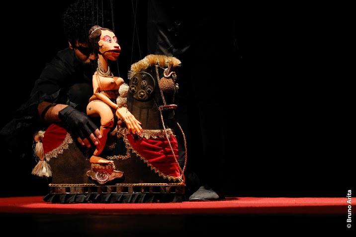 workshop de manipulação de marionetas e objectos